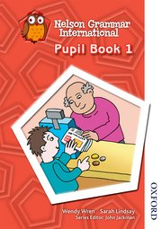 Nelson Grammar International Pupil Book 1