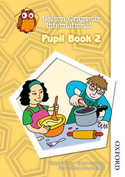 Nelson Grammar International Pupil Book 2