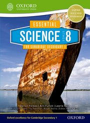 Essential Science for Cambridge Secondary 1 Stage 8