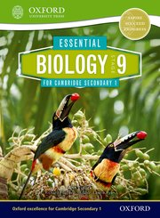 Essential Biology for Cambridge Secondary 1 Stage 9