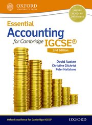 Essential Accounting for Cambridge IGCSE®