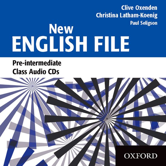 New english file pre-intermediate test booklet ebook pdf online.