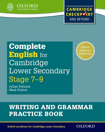 Complete English for Cambridge Secondary 1 Writing and