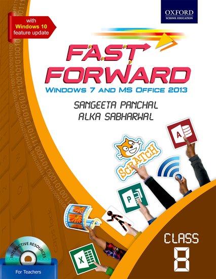 Fast Forward- Revised Edition Coursebook 8