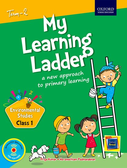 My Learning Ladder, EVS, Class 1, Term 2
