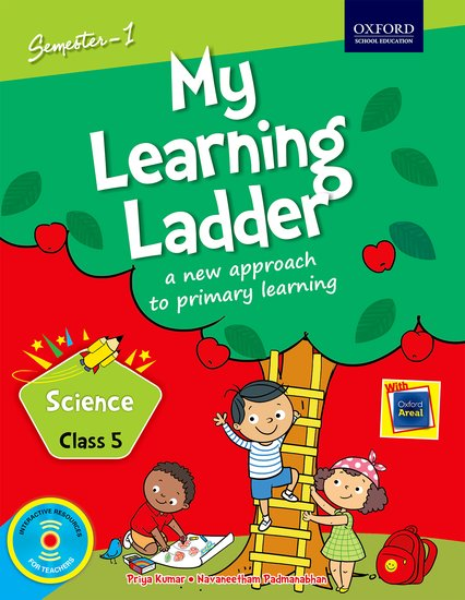 My Learning Ladder, Science, Class 5, Semester 1