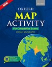 Oxford Map Activity for Competitive Exams - Indian Geography