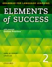 Elements of Success 2 Student Book with essential Online Practice