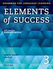Elements of Success 3 Student Book with essential Online Practice