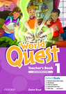 World Quest 1 Teacher's Book Pack