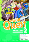 World Quest 2 Teacher's Book Pack