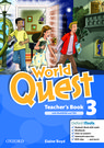 World Quest 3 Teacher's Book Pack