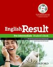 English Result Pre Intermediate Student's Book With DVD Pack
