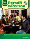 Person to Person, Third Edition Starter Student Book (with Student Audio CD)
