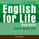 English For Life Beginner: Class Audio Cds (3 Discs)