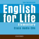 English For Life Elementary: Class Audio Cds (3 Discs)