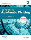 Effective Academic Writing Second Edition