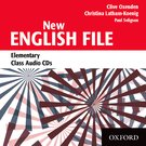 New English File Elementary Class Audio CDs (3)