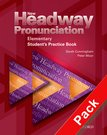 New Headway Pronunciation Course Elementary Student's Practice Book and Audio CD Pack