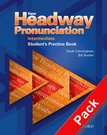 New Headway Pronunciation Course Pre-Intermediate Student's Practice Book and Audio CD Pack