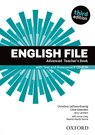 English File Advanced Teacher's Book with Test and Assessment CD-ROM