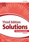 Solutions 3E Pre-Intermediate Workbook