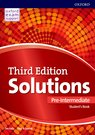 Solutions 3E Pre-Intermediate Student's Book And Online Practice Pack