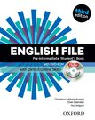 English File Pre-Intermediate Student's Book & iTutor & Online Skills