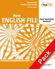 New English File Upper-Intermediate Workbook with Answer Booklet and MultiROM Pack