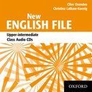 New English File Upper-Intermediate Class CDs (4)