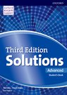 Solutions 3E Advanced Student's Book And Online Practice Pack