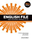English File Upper Intermediate Workbook with Key
