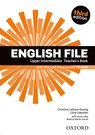 English File Upper Intermediate Teacher's Book & Test Assessment CD-ROM Pack