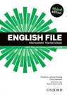 English File Intermediate Teacher's Book & Test Assessment CD-ROM Pack