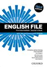English File Pre-Intermediate Teacher's Book with Test & Assessment CD-ROM