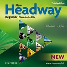 New Headway Beginner Class Audio CDs (2)