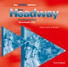 New Headway Pre-Intermediate Class Audio CDs (3)