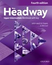NEW HEADWAY 4E UPPER - INT Workbook with Key
