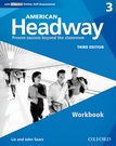 American Headway Three Workbook with iChecke