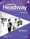 American Headway Four Workbook with iChecker