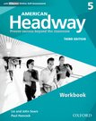American Headway Five Workbook with iChecker