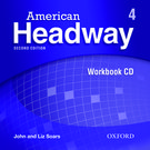 American Headway Second Edition Level 4 Workbook Audio CD