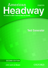 American Headway Second Edition Starter Level Test Generator CD-ROM