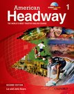 American Headway 1 Student Book with MultiROM