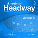 American Headway Second Edition Level 3 Workbook Audio CD