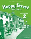 Happy Street 2 New Edition: Activity Book And Multirom Pack