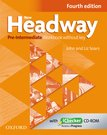 New Headway Pre-Intermediate Fourth Edition Workbook + iChecker without Key