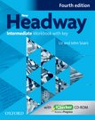 New Headway Intermediate Fourth Edition Workbook with iChecker with Key