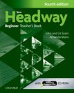 New Headway Beginner Fourth Edition Teacher's Book + Teacher's Resource Disc