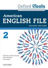 American English File Level 2 iTools DVD ROM